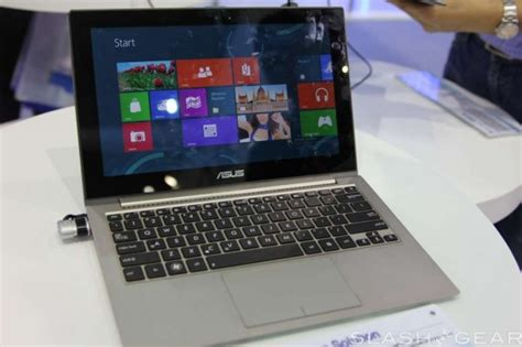 Laptop Asus Zenbook Ux21a aspects of sci tech wonders nature asus zenbook prime ux21a touch on