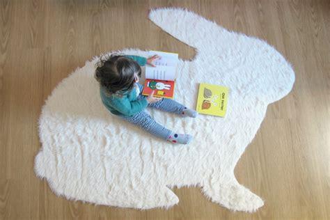 bunny rug 6 diy rugs to make your floors shine