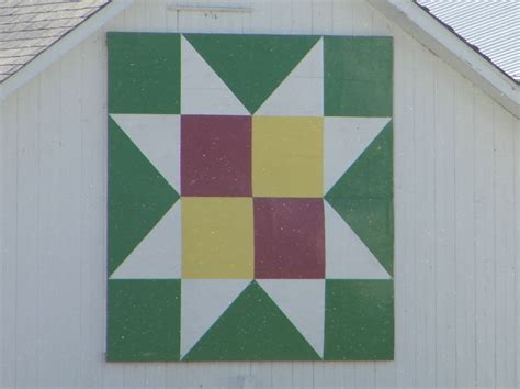 Iowa Quilt Block by Barn Quilts