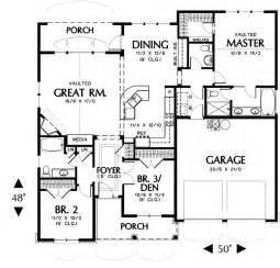 House Plans Com Hollis 2432 3 Bedrooms And 2 Baths The House Designers