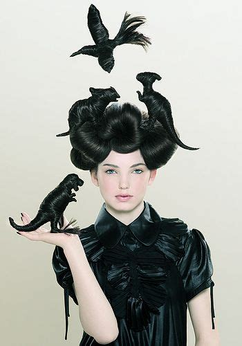 avant garde hairstyles history art and sculpture hair חיפוש ב google alin pinterest
