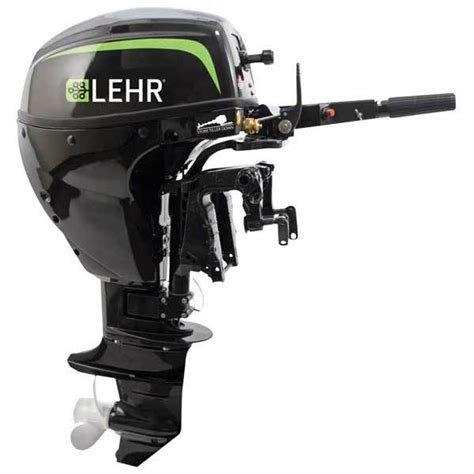briggs and stratton boat motor reviews lehr 9 9hp propane powered outboard engine short shaft