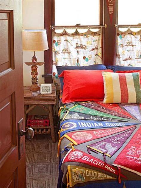 retro schlafzimmerdekor vintage dekor wohnzimmer