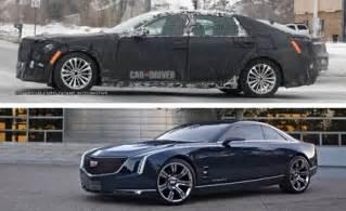 2016 cadillac ct6 spy photos – future cars – car and driver