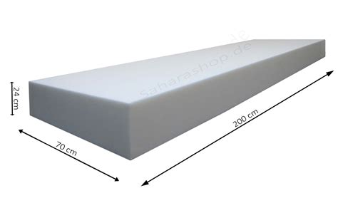 matratze schaumstoff schaumstoffmatratze f 252 r marokkanische sofas eckig saharashop