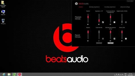 beats audi image gallery hp beats audio driver