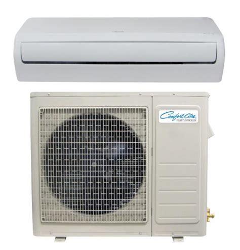 on air comfort pump comfort aire dvh18sd 18 000 btu ductless mini split heat