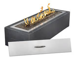 patioflame linear outdoor pit liquid propane with