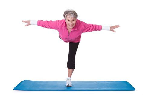 the health stance standing on one leg to boost fitness