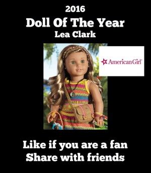 American Girl Doll Sweepstakes 2017 - american girl 2016 doll of the year available on jan 1st 2016