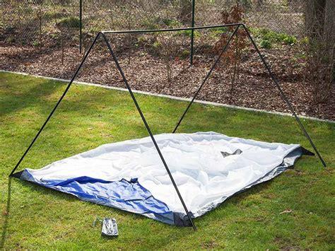 Tenda Ridging Skandika Retro Ridge Tenda Ceggio 2pers 180x330x130cm