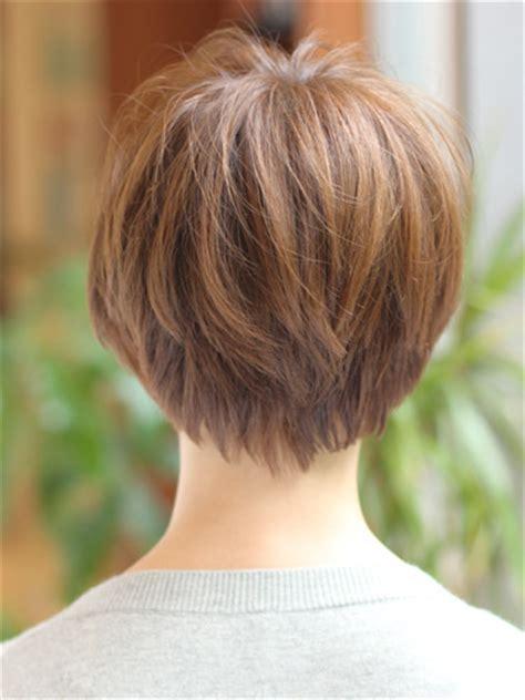 beautiful women s haircuts back view kids hair cuts マッシュストレートショート ショート ビューティーboxヘアカタログ