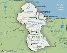 how many towns are there in guyana in uruguay church and state have been officially