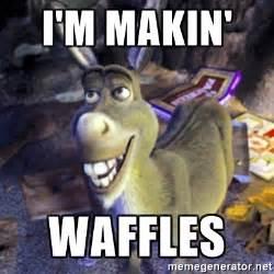 Donkey Meme - donkey from shrek meme