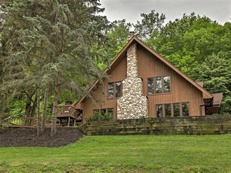 Canandaigua Cottage Rentals by New 4br Canandaigua Chalet W Mountain Homeaway Naples