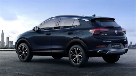 2020 Buick Crossover by 2020 Buick Encore Gx Could Join The Encore In The