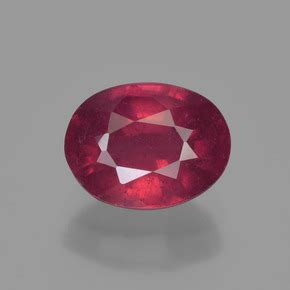 Ruby 4 7ct 1 7ct pink ruby gem from madagascar