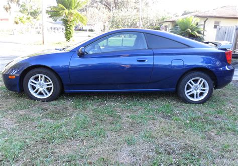 2001 Toyota Celica For Sale 2001 Toyota Celica Gt For Sale 3500 Oh Sh T I M 50