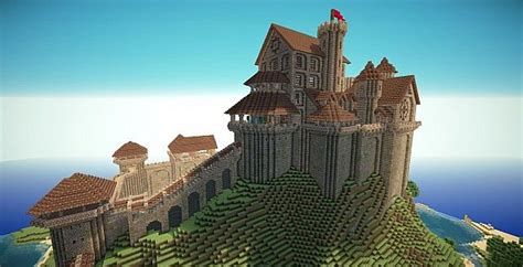 Wall Blueprints Most Epic Castle On Minecraft Minecraft Project