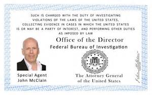 fbi novelty id card version 1 gorilla graphics