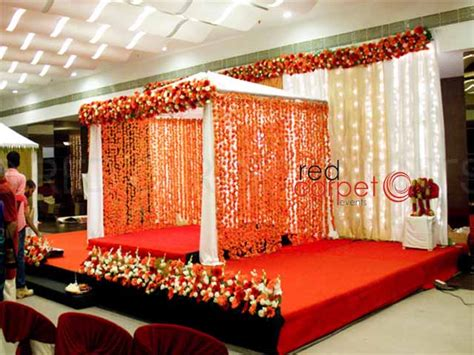 Simple Wedding Photos by Simple Hindu Marriage Stage Decoration Photos Www