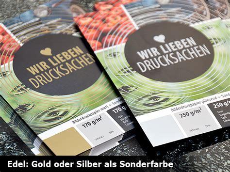 Aufkleber Sonderfarbe Gold by G 252 Nstig Klappkarten Mit Sonderfarbe Gold Oder Silber