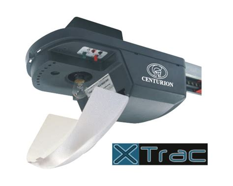 Garage Motor Centurion Systems Xtrac Garage Door Motor