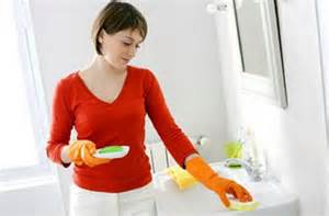 Wash The Bathroom by Cleaning A Bathroom Majid S About Home