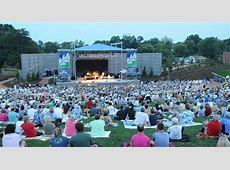 White Oak Amphitheatre | Greensboro Convention and ... Music Note Png