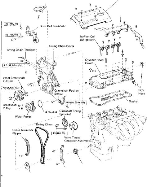 car engine repair manual 2000 toyota celica spare parts catalogs 1995 plymouth breeze parts diagram plymouth auto wiring diagram