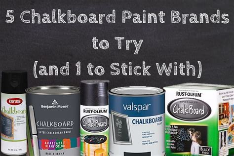 1000 Ideas About Colored Chalkboard Paint On