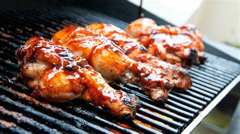 how to perfectly barbecue chicken without burning the skin video