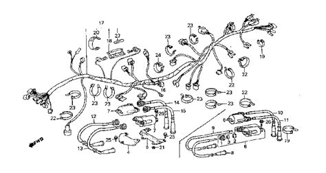 1984 honda vf 700 wiring harness 32 wiring diagram