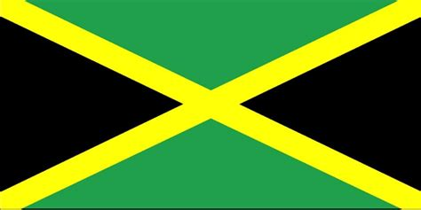 flags of the world jamaica free picture flag jamaica