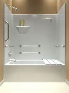 one whirlpool tub and shower units 60 quot x 31 quot x 75