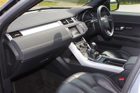 land rover evoque interior range rover evoque review rivals parkers