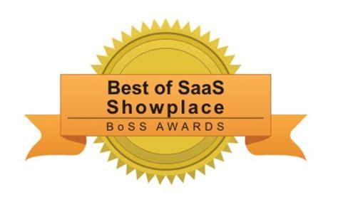 best of saas showplace award think strategies