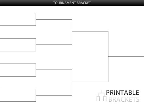 Printable Bracket Generator tournament bracket maker free tournament bracket maker