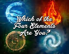 Four Elements Which Of The Four Elements Are You Quiz Zimbio