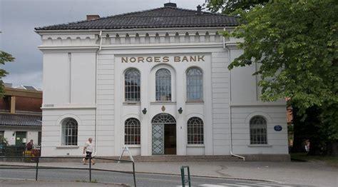 banche norvegesi ammissioni interessanti della banca centrale norvegese