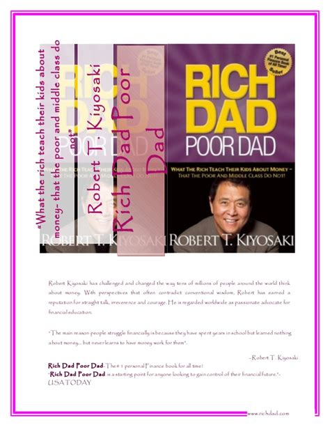 Rich Poor Book Report Essay by 28 Rich Poor Book Report Essay How To Get Rich Rich Poor By Robert