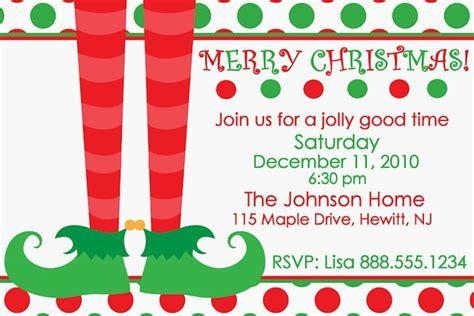 free printable elf invitation elf christmas party invitation personalized by dewdropdigitals