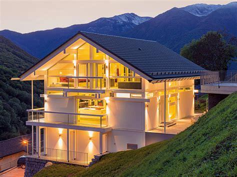 fertighaus schöner wohnen fertighaus am hang zu beachten bei einem fertighaus am