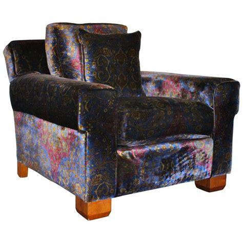 ralph lauren armchair ralph lauren club armchair in pearlescent paisley velvet