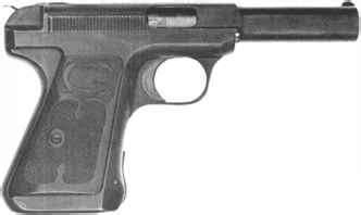 colt 38 super 1929 firearms identification