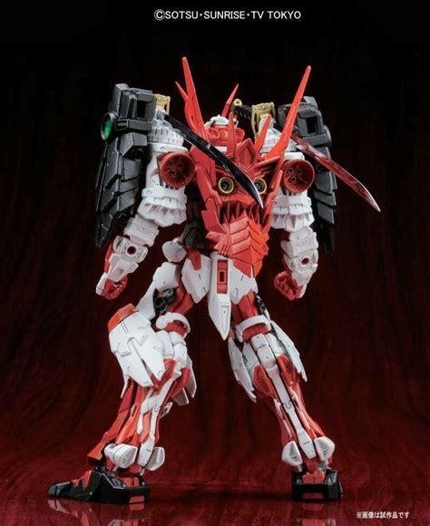 Bandai Mg 1100 Sengoku Astray Gundam gundam mg 1 100 戰国 sengoku gundam astray new large images updated 2 21 14