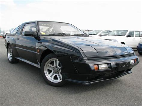 1988 mitsubishi starion featured 1988 mitsubishi starion at j spec imports