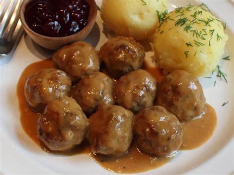 best swedish swedish meatballs recipe beef pork meatballs with