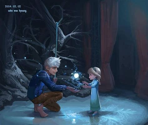 film elsa i jack jack frost and queen elsa i have not seen the jack frost