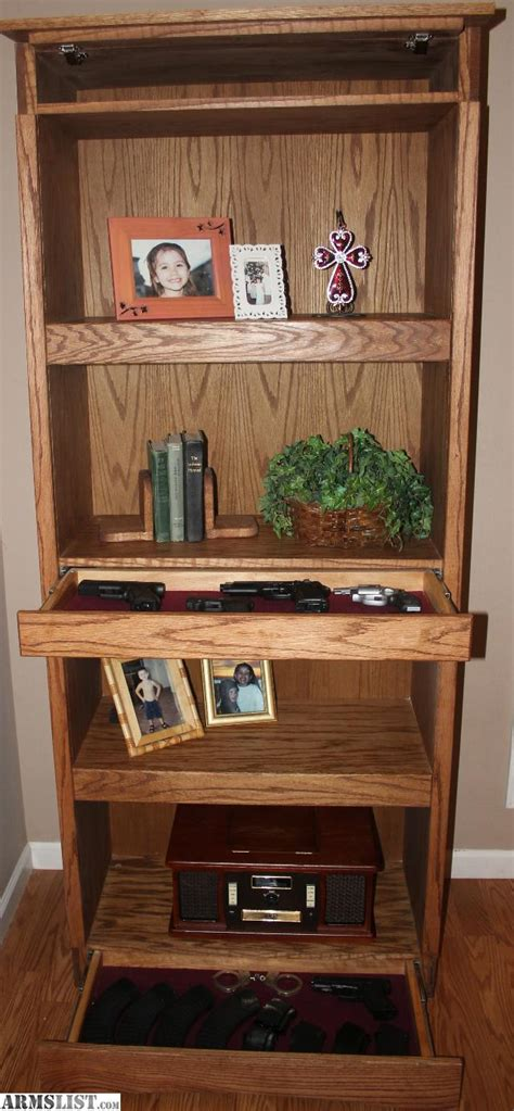 Secret Compartment Furniture For Sale by Armslist For Sale Secret Compartment Furniture Bookcase